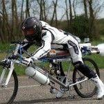 Fahrrad Geschwindigkeit